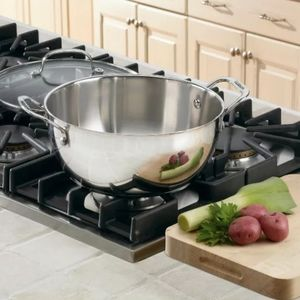Cuisinart Chef Classic 5.5qt Stainless Steel Pan